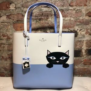 NWT Kate Spade Little Len Jazz Things Up Cat